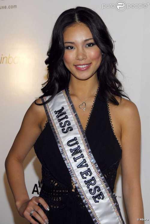 Riyo Mori của Nhật Bản đăng quang Hoa hậu Hoàn vũ 2007