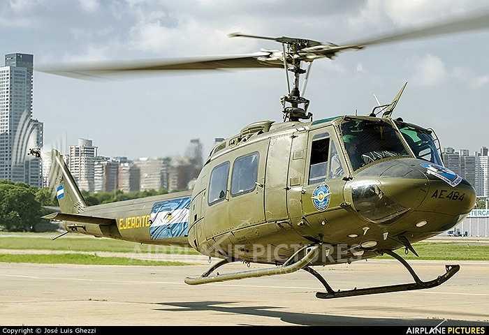 UH-1 là loại trực thăng quân sự đa năng, nổi tiếng có sức sống bền bỉ nhất khi vẫn hoạt động cho tới ngày nay