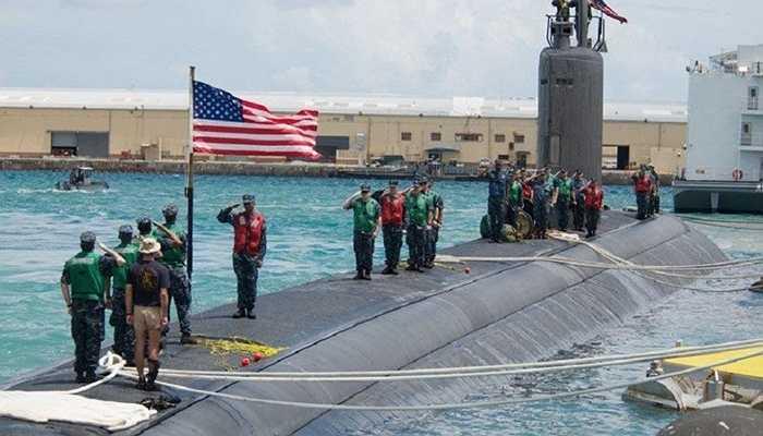 Mặc dù có tới 3 loại tàu ngầm được Hải quân Mỹ sử dụng, chỉ có tàu ngầm tên lửa đạn đạo (như hình) được trang bị khoang chứa tên lửa hạt nhân. Do vậy, loại tàu ngầm này rộng hơn khoảng 20m2 so với tàu ngầm thông thường