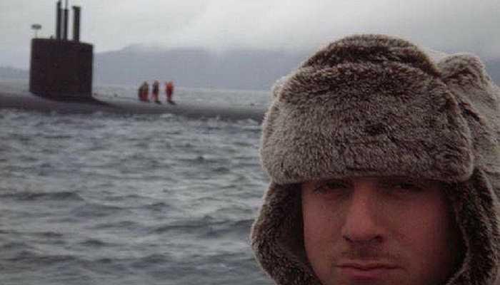 Các thủy thủ thường được gọi là 'Thủy thủ mũi xanh' nếu họ đã từng đi qua vòng tròn phương Bắc