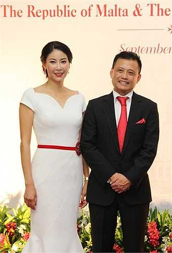 Ông Nam là một nhân vật có tiếng trong lĩnh vực bất động sản thương mại ở Vũng Tàu và TP.HCM.