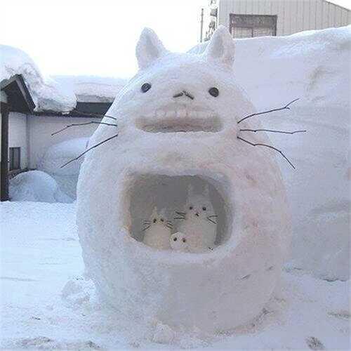 Totoro và những người bạn