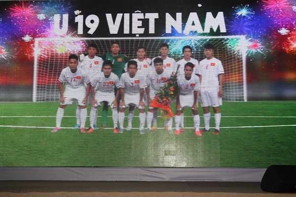 U19 Việt Nam lần thứ 3 liên tiếp có tên trong đề cử. (Ảnh: TN0)