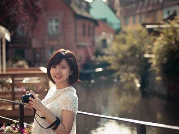 Cô bạn cựu sinh viên K48 ĐH Ngoại Thương Hà Nội là du học sinh hệ thạc sĩ chuyên ngành Quản lý kinh tế tại trường Paris 10 Nanterre, Pháp.