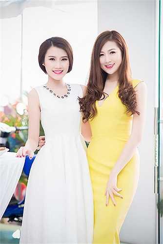 Ít ai biết rằng trước khi tham gia cuộc thi Hoa hậu Việt Nam 2014, Thanh Tú và Á hậu Việt Nam 2012 Tú Anh rất thân thiết bởi cả hai cùng đang học tập tại ngôi trường Học viện Báo chí và Tuyên truyền.