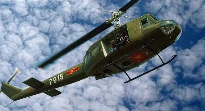 và hình ảnh UH-1 của Không quân Việt Nam. (Theo Infonet)