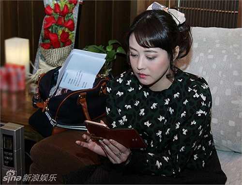Với nước da căng mọng và gương mặt đẹp, Châu Hải My nhận được nhiều sự ngưỡng mộ của các cô gái trẻ.