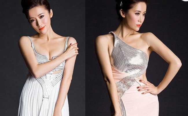 Vai diễn này do người đẹp Trương Đồng thủ vai.