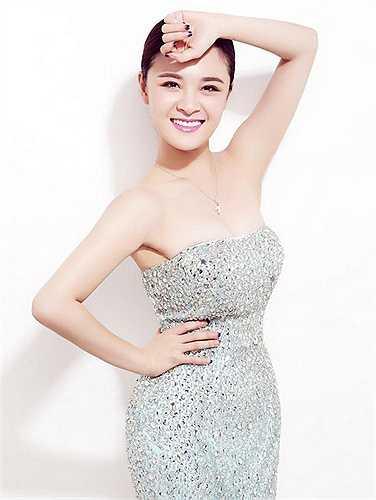 Vai diễn này do nữ diễn viên xinh đẹp Trần Tư Tư đảm nhận.