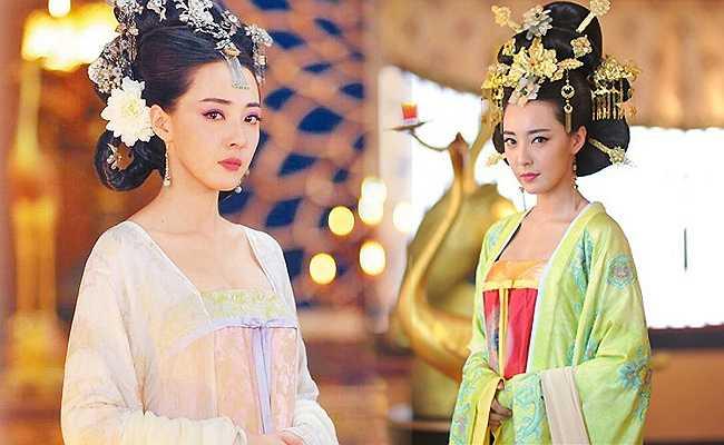 Cao Dương công chúa cũng là một mỹ nữ khiến fan mê mẩn vì vẻ đẹp ngoại hình.