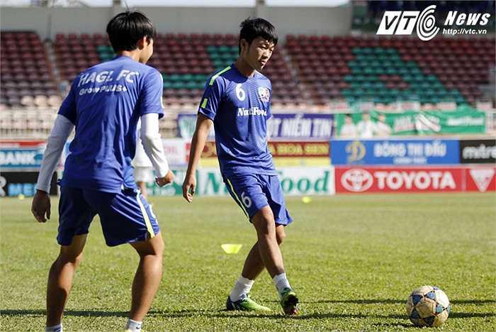 Cơ hội cho những Xuân Trường, Văn Toàn... còn rất nhiều. Theo kế hoạch, chiều mai, HLV Miura sẽ theo dõi trận đấu giữa HAGL và Than Quảng Ninh.