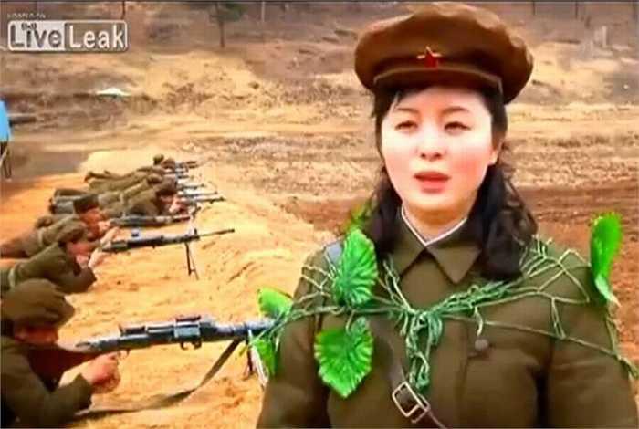 Trang phục của binh lính Triều Tiên