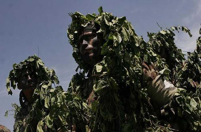 Quân đội Nicaragua