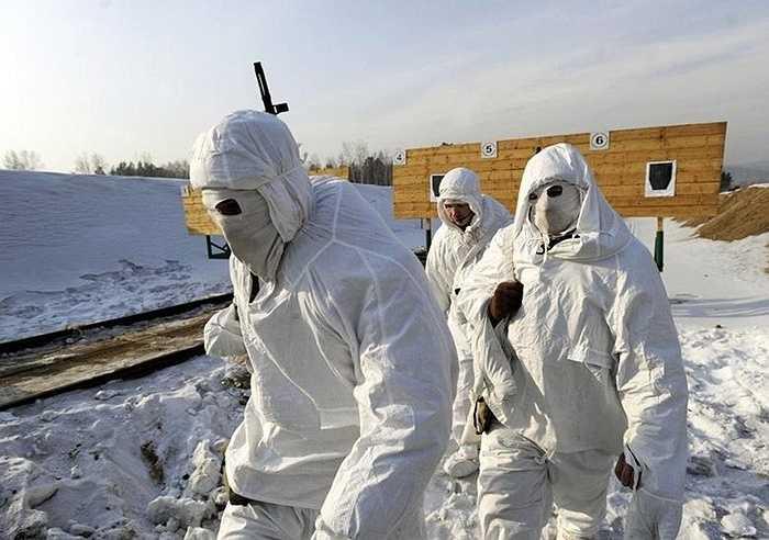 Binh lính Nga