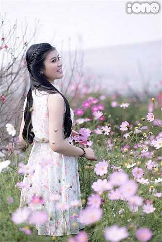 Bạch Thị Huyền Trang, sinh năm 1996, hiện là sinh viên năm nhất ĐH Luật Hà Nội.