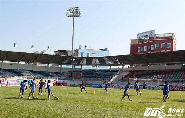 Sân Pleiku dự kiến sẽ lại chật kín khán giả trong trận đấu HAGL vs Than Quảng Ninh ở vòng 6 V-League