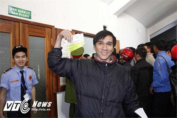 Chiến thắng 1-0 trước SHB Đà Nẵng chắc chắn sẽ giúp sân Gia Lai đầy kín khán giả