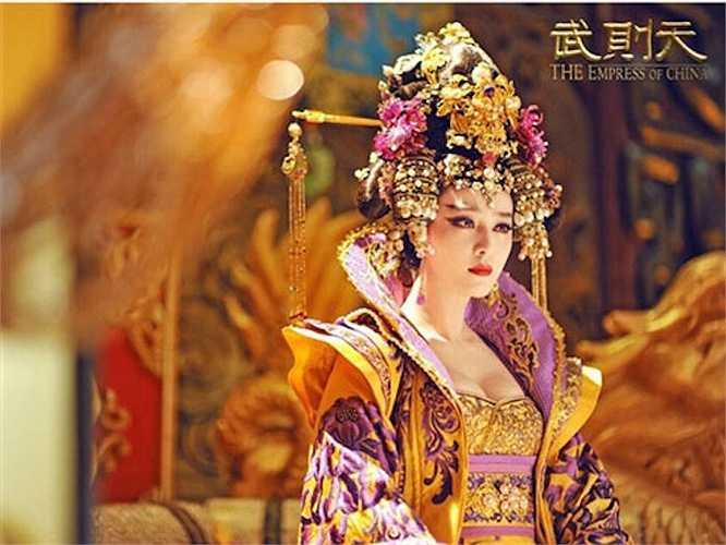 Trong dàn người đẹp tham gia vào bộ phim truyền hình hoành tráng 'Võ Tắc Thiên' phiên bản 2015, Phạm Băng Băng và Trương Hinh Dư là hai mỹ nhân nổi bật nhất.
