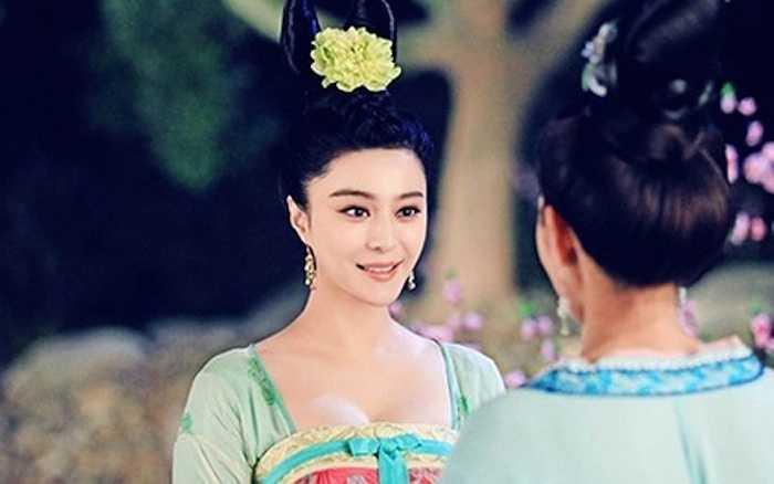 Đạo diễn Cao Dực Tuấn rất thành công khi chọn Phạm Băng Băng vào vai Võ  Mỵ Nương.