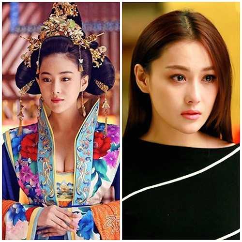 Ngoài đời, Trương Hinh Dư cũng được đánh giá rất cao về nhan sắc.