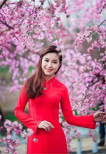 Hiện nay, cô bạn sinh năm 1991 làm nhân viên marketing tại một công ty về quảng cáo, truyền thông và game.