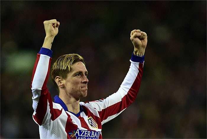 Cuộc tái hợp Torres - Atletico cũng gây rất nhiều chú ý