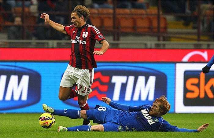 Để có được Torres, Atletico phải bấm bụng cho ngôi sao chạy cánh Alessio Cerci tới AC Milan