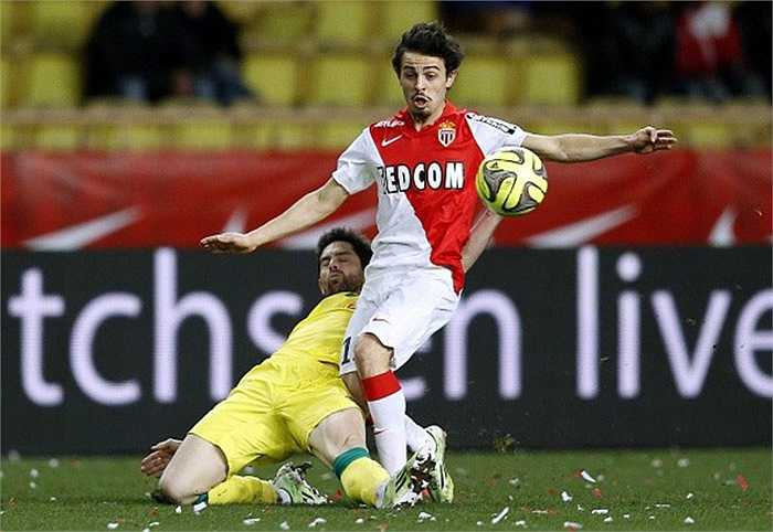 Tài năng trẻ Bernardo Silva quyết định dứt tình với Benfica để đầu quân cho AS Monaco