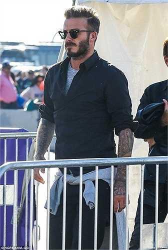 Anh và Victoria Beckham vẫn tiếp tục hái ra tiền từ những dự án quảng cáo khắp thế giới
