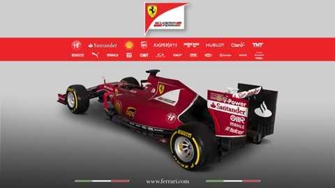 Ferrari SF15-T thách thức ngôi vương F1