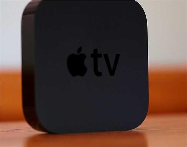 Đã đến lúc Apple TV được nâng cấp sau phiên bản gần đây nhất năm 2012.