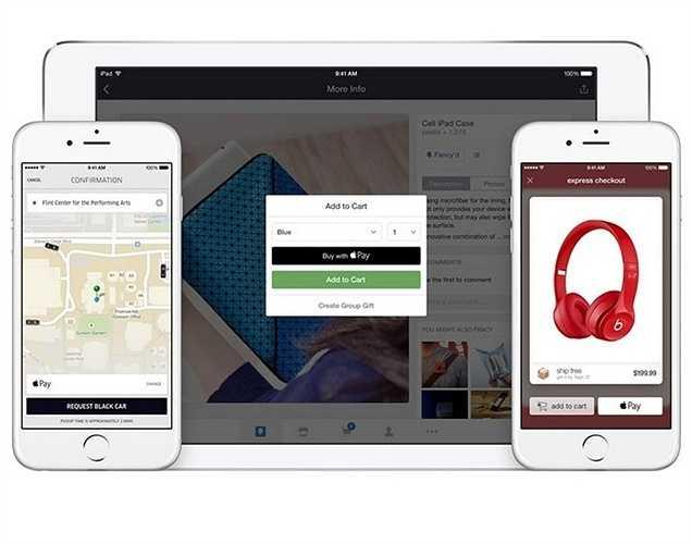 Apple Pay được tung ra vào cuối năm ngoái, hi vọng rằng năm nay sẽ có nhiều ứng dụng hơn để giúp các công ty và dịch vụ tận dụng lợi thế giúp cho việc thanh toán trở nên đơn giản và an toàn.