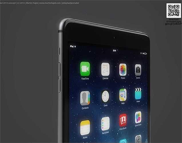 Ipad Air cũng có thể sẽ có phiên bản mới mỏng hơn trong năm nay.
