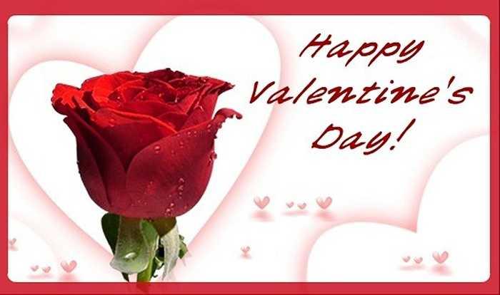 Khoảng 151 triệu tấm thiệp mà các cặp đôi gửi tặng nhau trong ngày Valentine.