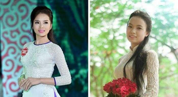 Cô bạn sinh năm 1995 này còn từng lọt Top 20 Press Beauty 2014, đoạt nhiều giải trong các cuộc thi Miss của Tỉnh, Thành phố…