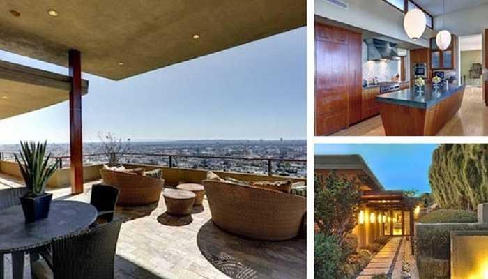 Zac Efron - Sự nghiệp,tiền tài và nhà cửa đều tăng lên đáng kể trong thời gian qua. Sau khi bán đi căn nhà trị giá 2,775 triệu USD, anh 'tậu' ngay một biệt thự khác với giá gần 4 triệu USD.