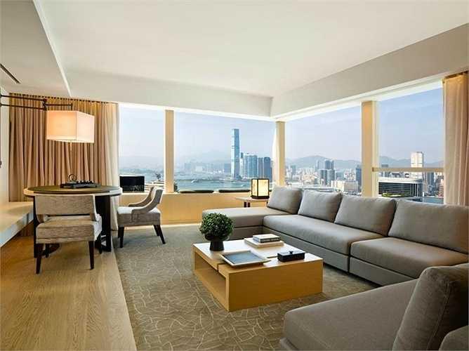 Khách sạn The Upper House, Hồng Kông, Trung Quốc. Giá phòng từ 743 USD/đêm