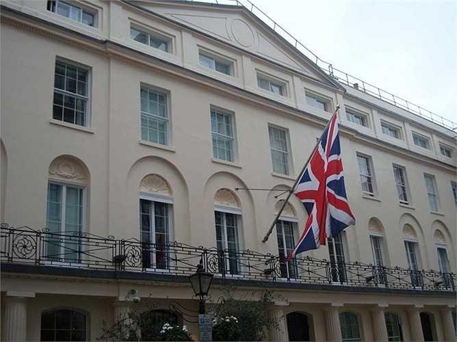 Khách sạn Haymarket, London, Vương quốc Anh. Giá phòng từ 463 USD/đêm