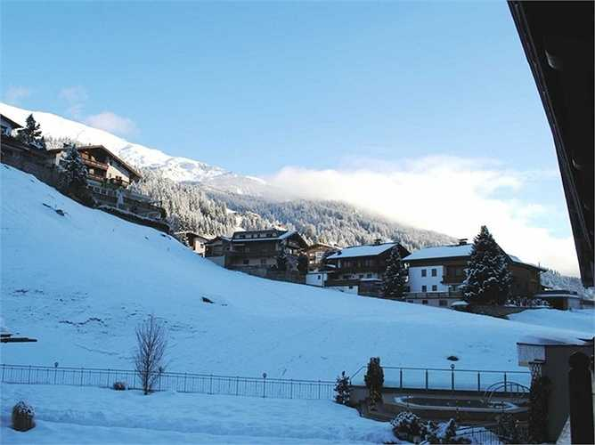 Khách sạn Alpin Spa Tuxerhof, Tux, Áo. Giá phòng từ 134 USD/đêm