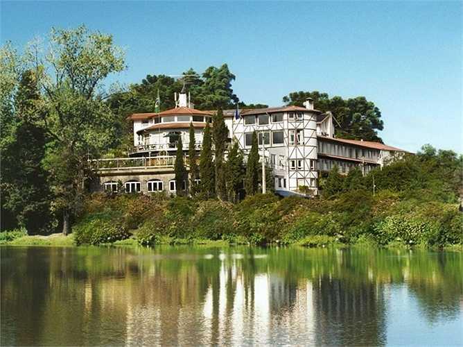 Khách sạn Estalagem St. Hubertus thuộc Gramado, Brazil. Giá phòng từ 235 USD/đêm