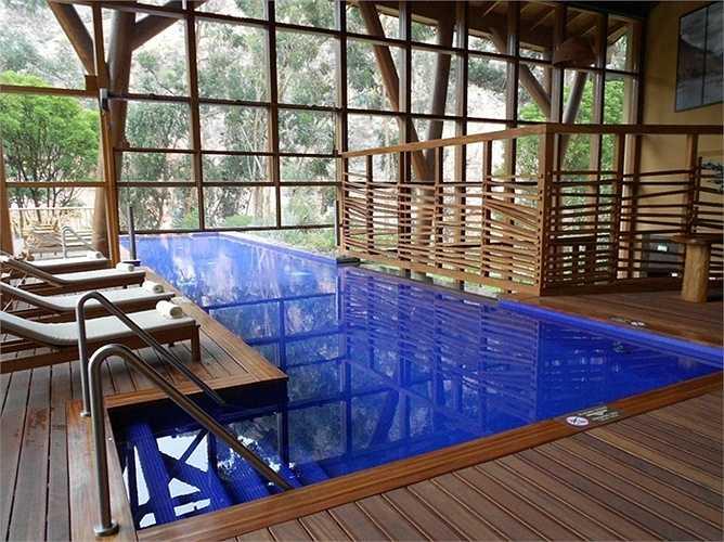 Chuỗi Resort và Spa Tambo del Inka thuộc  Urubamba, Peru. Giá phòng từ 210 USD/đêm