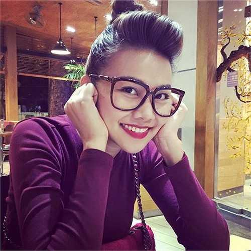 Thanh Hằng vừa tham gia một vai diễn trong bộ phim Tết 2015 của đạo diễn Quang Dũng.