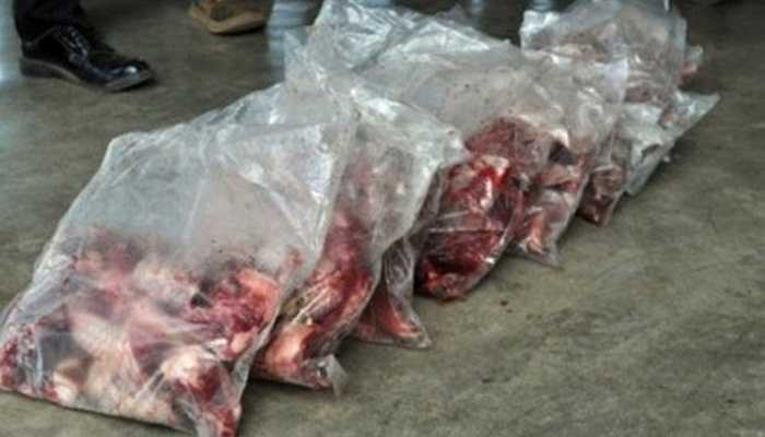 Hình ảnh những kiện hàng tê tê bị thu giữ tại sân bay Palawan vào năm 2012. Cộng đồng bảo tồn động vật hoang dã đã dậy sóng với những vụ buôn lậu tê tê số lượng lớn như thế này