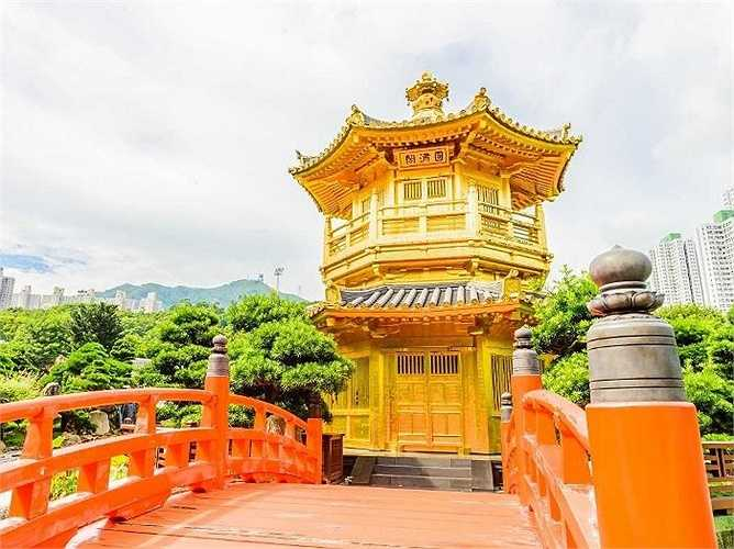 1. Hồng Kông là thành phố du lịch hút khách nhất thế giới với 25,5 triệu lượt khách quốc tế trong năm 2013