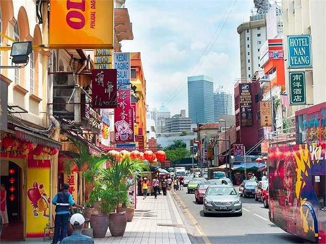 9. Kuala Lumpur, Malaysia: 11,2 triệu lượt khách quốc tế