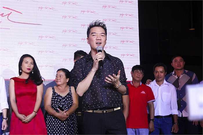 Với tiếng vang của 'Hiệp sỹ mù', Đàm Vĩnh Hưng khẳng định sẽ tiếp tục đầu tư cho điện ảnh và sớm hé lộ dự án phim tiếp theo.