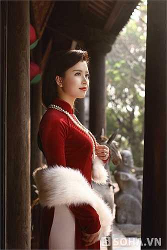Được biết, Hương Giang từng tham gia cuộc thi Hoa khôi sinh viên Hà Nội và Người đẹp Anh đào.