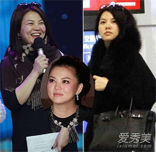 Nữ diễn viênkiêm người dẫn chương trình nổi tiếng Trung QuốcLý Tương