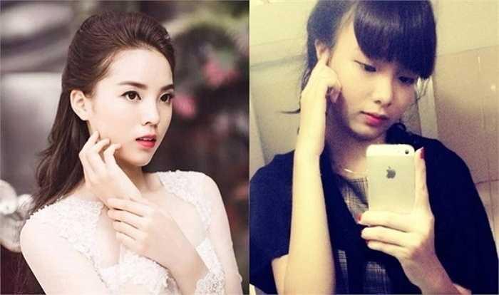 Nhiều bạn còn gọi Thảo Ly là bản sao của tân hoa hậu Việt Nam.