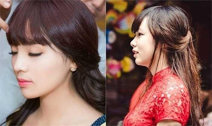 Trương Thị Thảo Ly (sinh năm 1995) là sinh viên lớp Truyền hình K33 - Học viện Báo chí Tuyên truyền được nhiều người nhận xét có gương mặt giống Hoa hậu Kỳ Duyên. Loạt ảnh của Thảo Ly được chia sẻ gây bất ngờ.